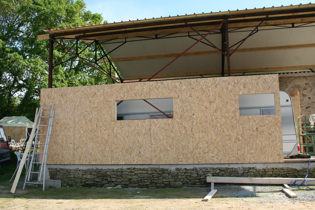 tactikbois extension bois les herbiers 85. Black Bedroom Furniture Sets. Home Design Ideas